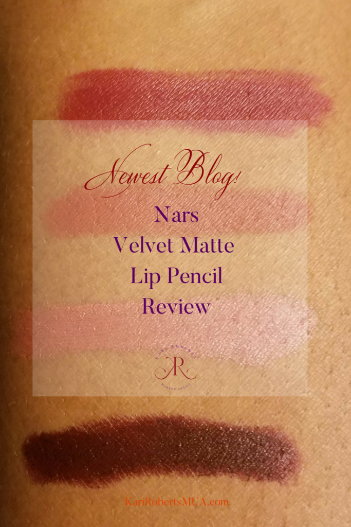 nars velvet matte lip pencil review pinterest