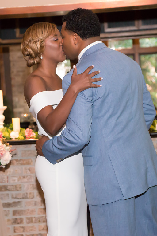 Summer wedding kari roberts makeup artist bride   and groom 2