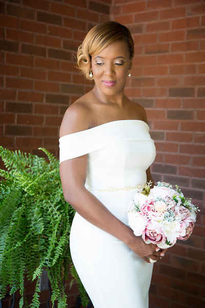 Summer wedding kari roberts makeup artist bride  2