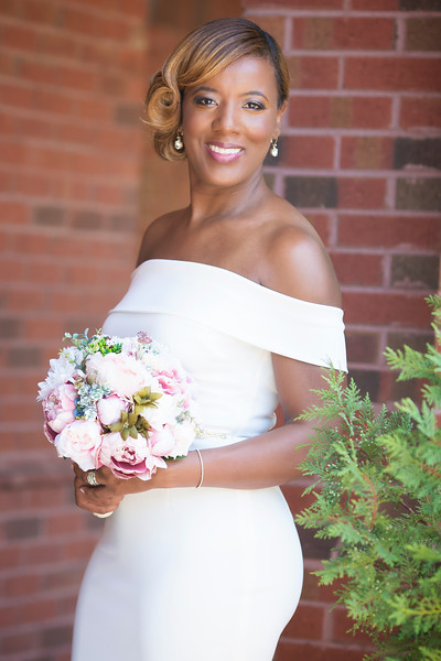 Summer wedding kari roberts makeup artist bride   4